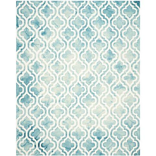 Turquoise Area Rug Amazon Com: Amazon.com: Safavieh Dip Dye Collection DDY537D Handmade