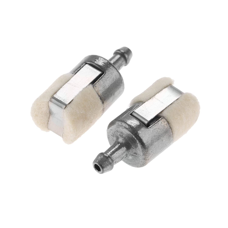 Mtsooning Primer Ampoule Filtre /à Carburant Tube de Tuyau de Carburant pour Honda Gx22/GX25/Gx31/GX35