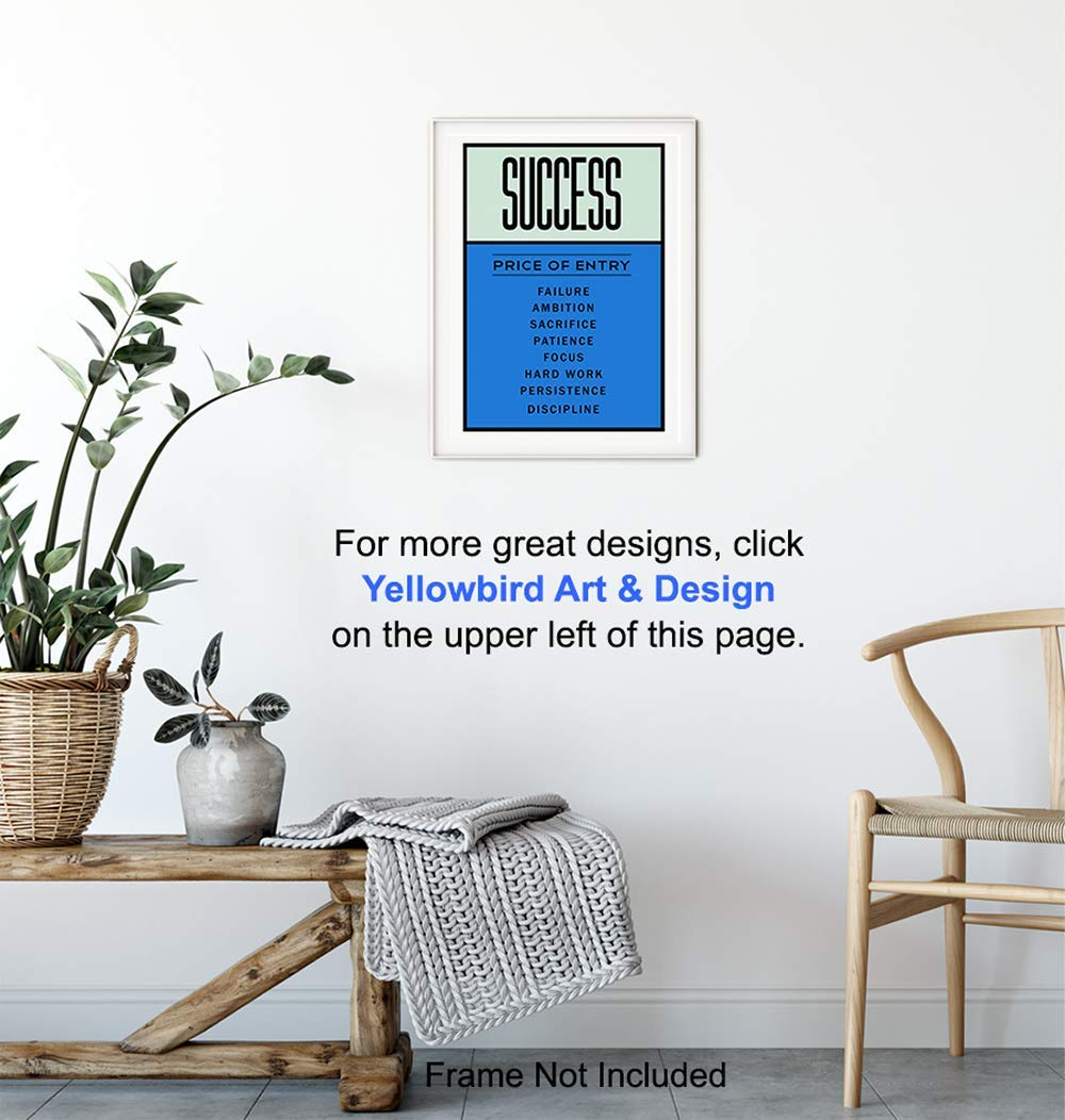 Gym Workout And School Halloween Classroom Blue Go-yard Monopoly Poster Christmas Party Teachers For Office Decor College Dorm Great Inspirational Wall Art Poster. Holiday