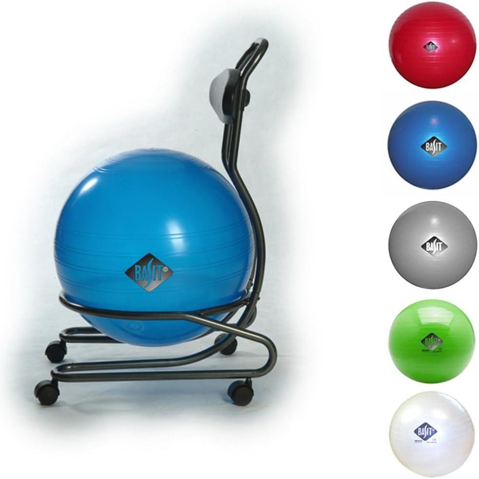 BASIT® Comfort Salud silla silla de oficina + silla silla asiento ...
