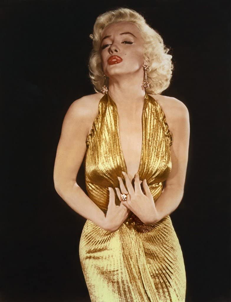 Brand New Marilyn Monroe Jewelry Set Costume Accessory