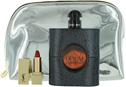 Yves Saint Laurent Black Opium Lote - 3 Unidades: Amazon.es: Belleza