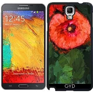 Funda para Samsung Galaxy Note 3 Neo/Lite (N7505) - Monet Dijo: Amapolas 4 by UtArt