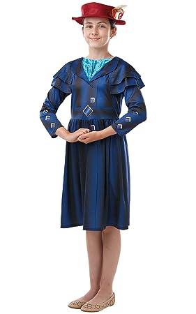 Rubies Disfraz oficial de Disney Mary Poppins de la película Devoluciones 388097af7894