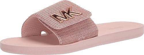 Michael Michael Kors Womens Mk Slide