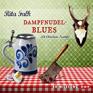 Dampfnudelblues Audiobook