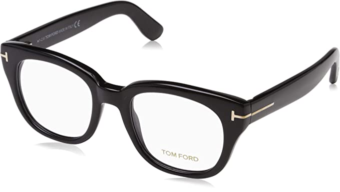 8227952b5 Image Unavailable. Image not available for. Color: Eyeglasses Tom Ford FT  5473 001 shiny black