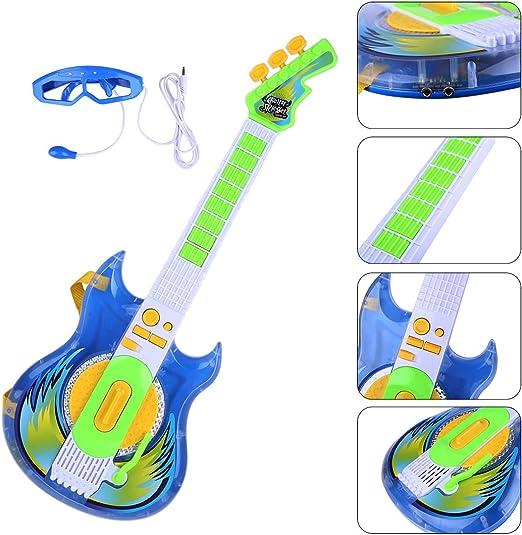 Toby Guitarra para niños, Guitarra electrónica, Instrumentos ...