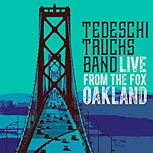 Live From The Fox Oakland [2 CD]