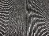Argento Ebony composite wood veneer sheet 48'' x 96'' with paper backer 1/40th''