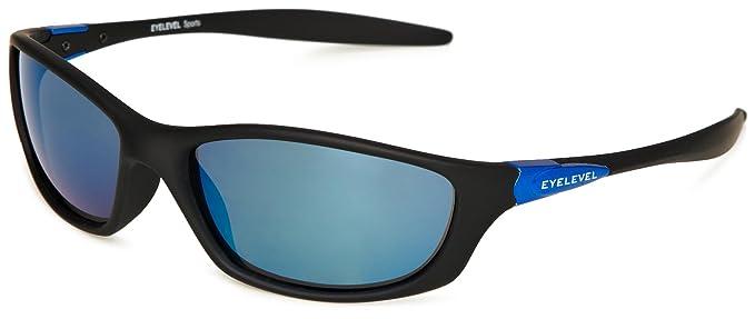 Eyelevel Terminator 1, Occhiali da sole da uomo, nero(grey), taglia produttore: one size