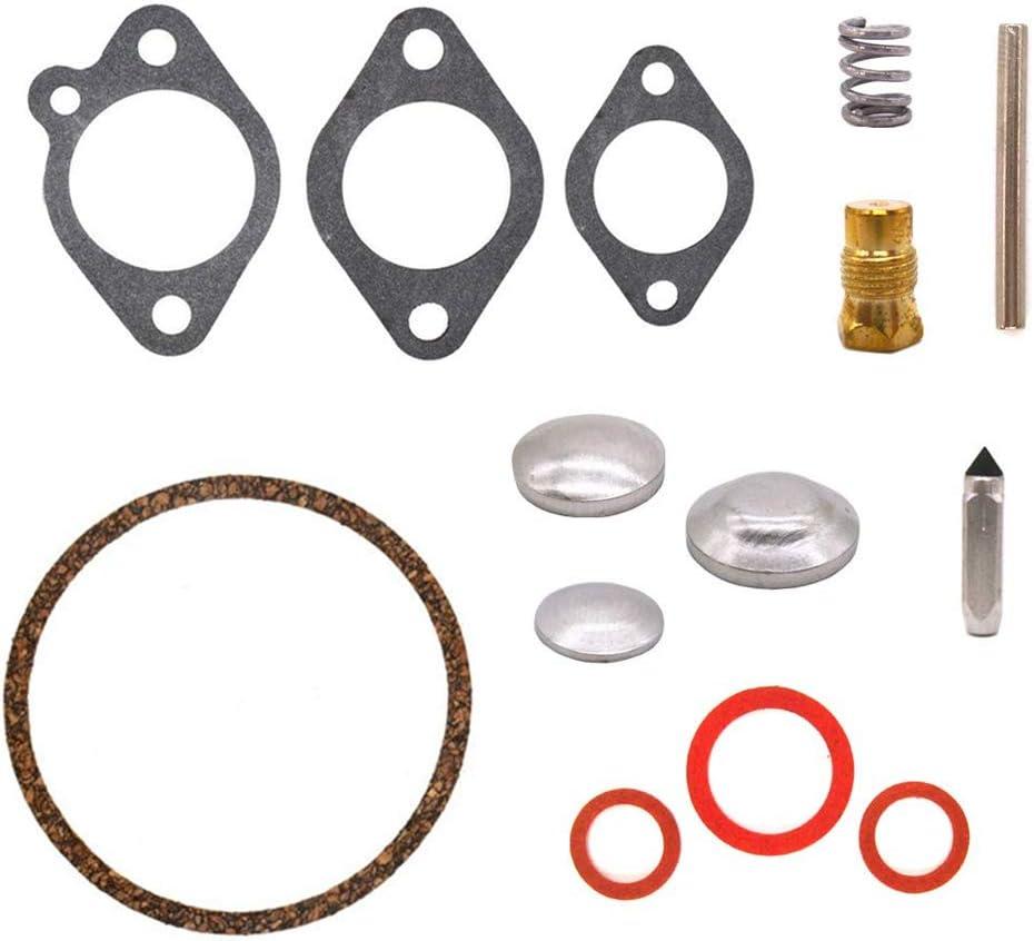 CQYD New Carburetor Rebuild Carb Repair Kit for Chrysler Force Outboard 9.9 15 75 85 105 120 130 135 150 HP
