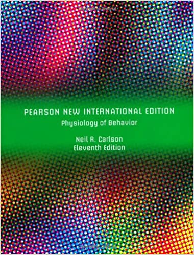 PHYSIOLOGY OF BEHAVIOR CARLSON PDF DOWNLOAD