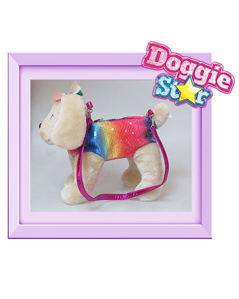 Doggie Star Star Star DS-04 Bolsa Escolar 6463ef