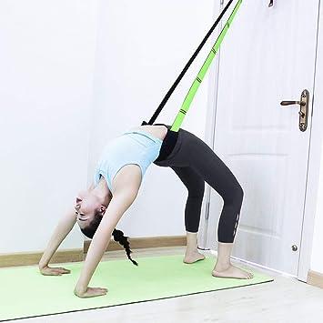 NSC Correa de Yoga Inferior Cintura Entrenador Yoga Cuerda ...