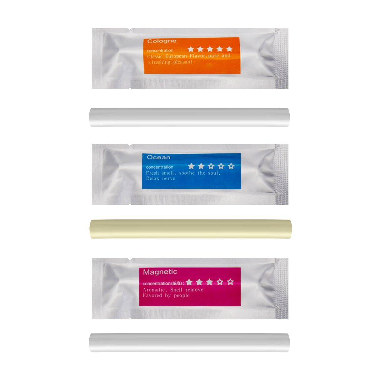 Deodorante per auto profumato fragranza bastoncini veicolo per presa d' aria profumatore diffusore, 3 different Flavor 3different Flavor Supreme glory SGto-G232363