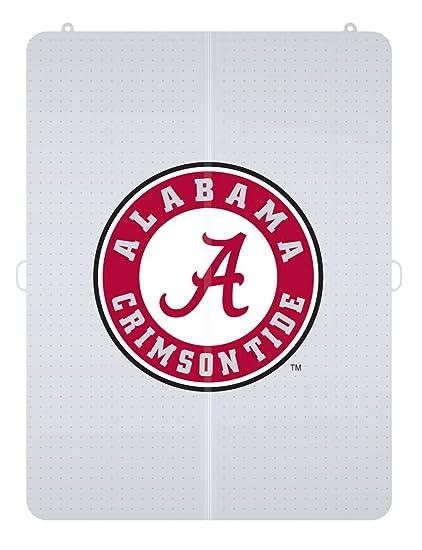 Amazon.com: NCAA Alabama Crimson Tide Logo plegable Alfombra ...