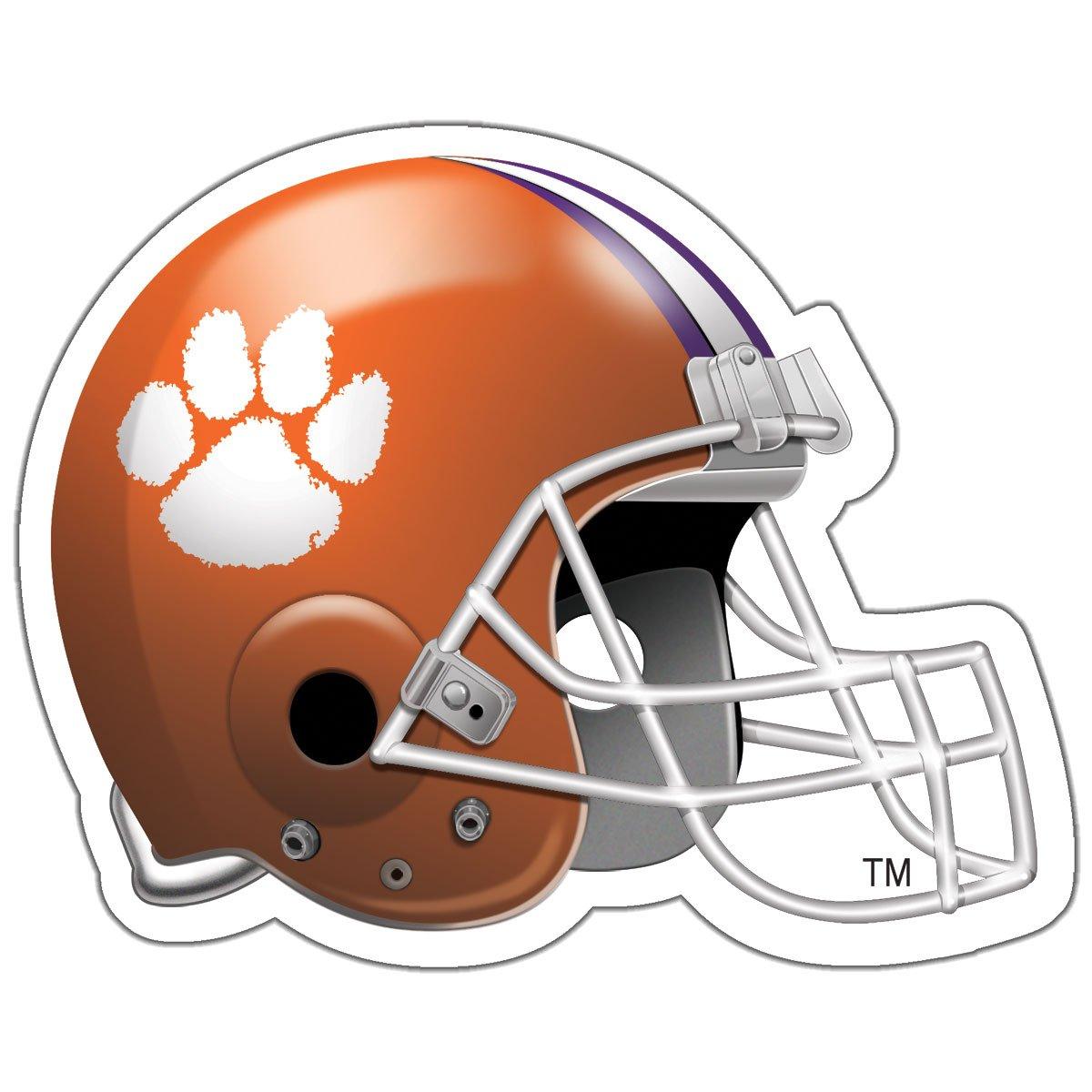 Clemson Tigers NCAA CounterArt Single Absorbent Stone Fan Car Coaster