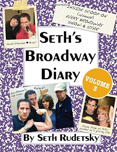 Download Seth's Broadway Diary, Volume 3 ePub fb2 book