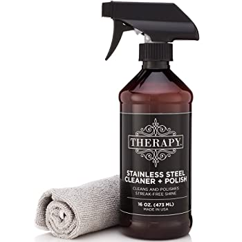 Therapy 16-oz Stainless Steel Cleaner
