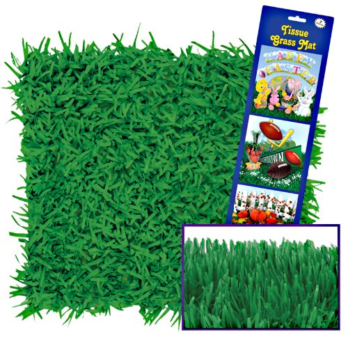 VBS-Pets Unleashed-Tissue Paper Grass Mat