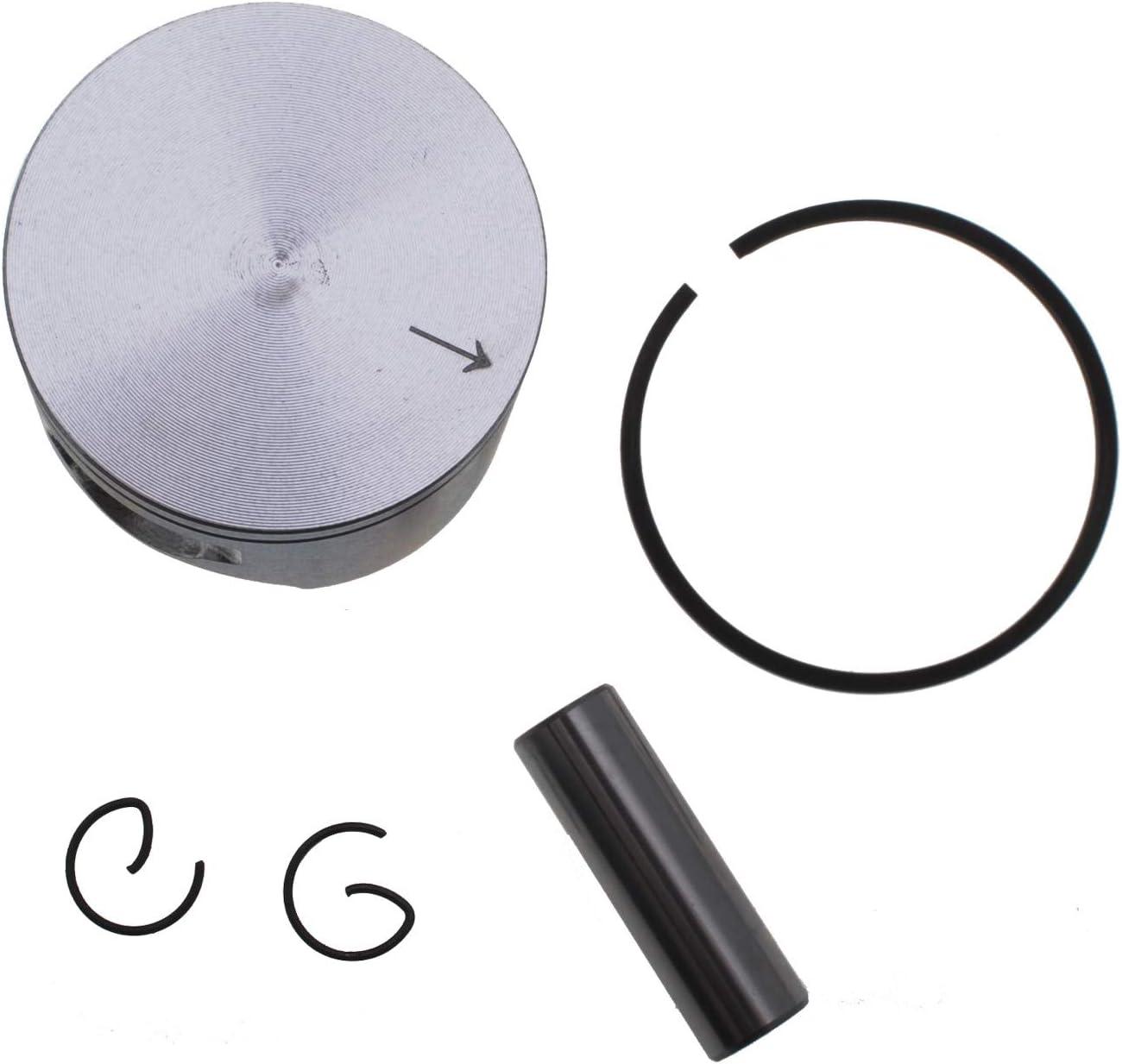 Jardiaffaires - Pistón Completo de 42 mm, Adaptable Jonsered CS2145, CS2147, BC2145 y FC2145: Amazon.es: Jardín