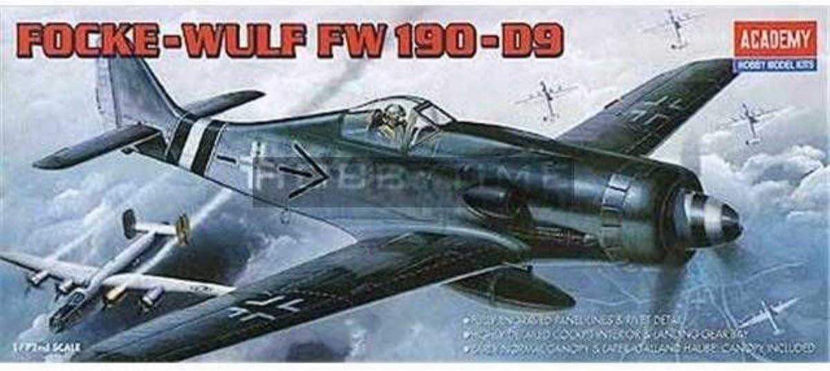 Focke Wulf Fw 190d-9 Academy 1:72