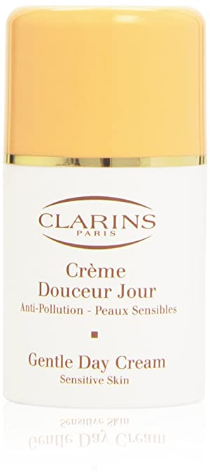 clarins gentle day cream sensitive skin