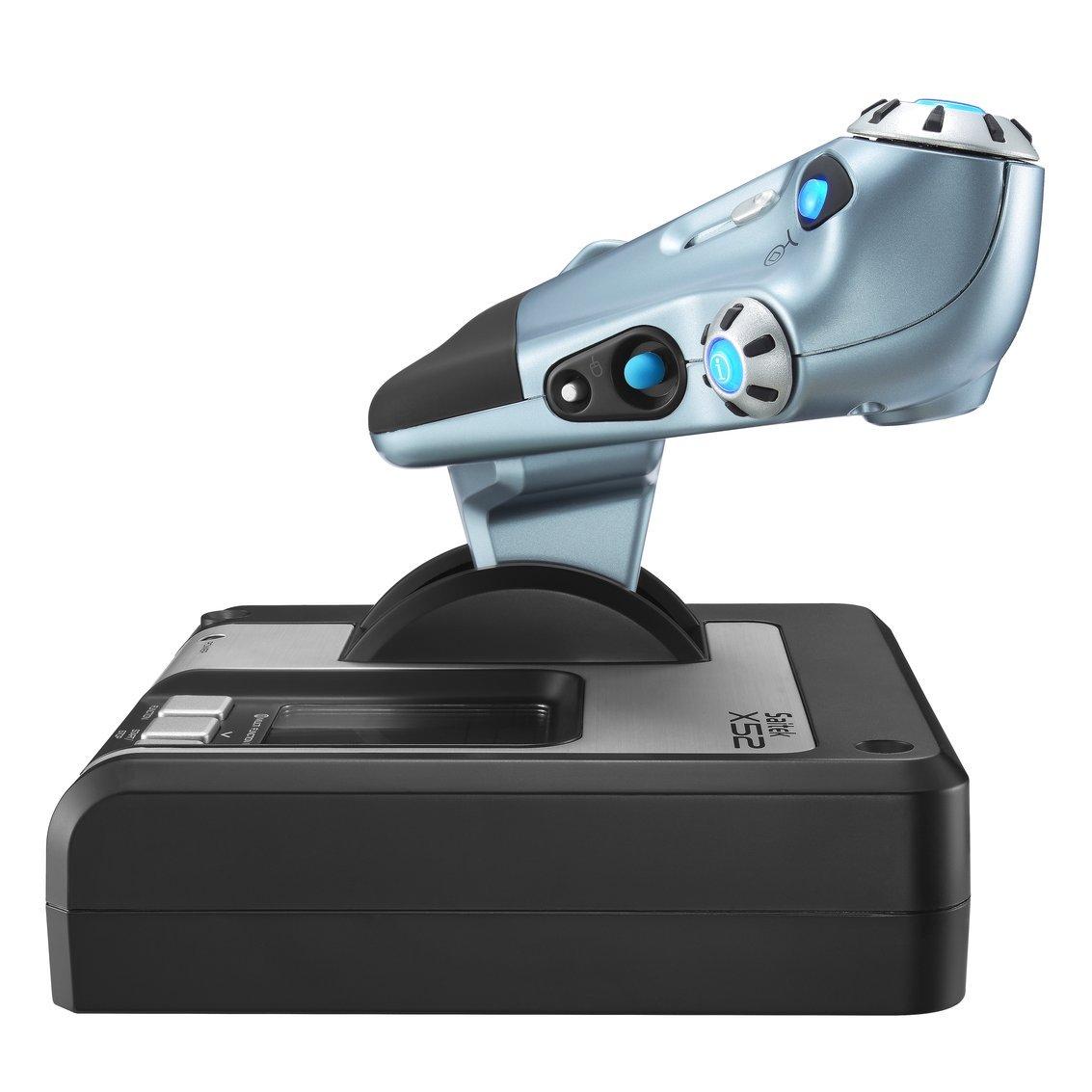 Logitech X56 Rhino Pro Flight Joystick