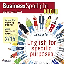 Business Spotlight Audio - Negotiating effectively. 2/2015