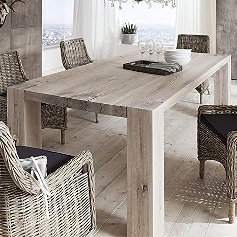 SalesFever Tavolo da pranzo in legno massiccio - Flavio Rovere ...