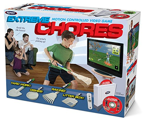 Prank Pack Extreme Chores is a funny gag gift for kids and adults