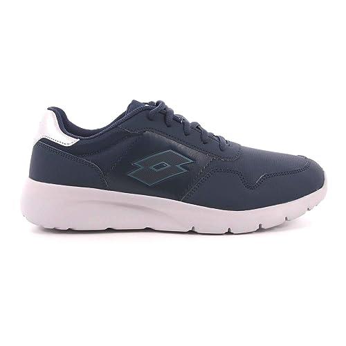 Lotto Megalight Ultra, Zapatillas de Deporte para Hombre: Amazon.es: Zapatos y complementos