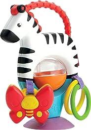 Zebrinha de Atividades, Fisher Price, Mattel