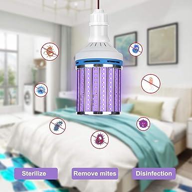80W UVC Keimt/ötende Maislampe Home Sterilisation Desinfektionsbirne 80W