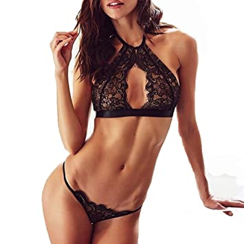 53f4f44354930 Image Unavailable. Image not available for. Color  Balakie Women Sexy  Lingerie Set ...