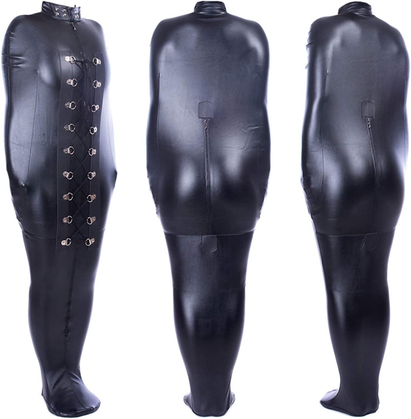 LEATHER MERMAID Leg Restraints Adult Bondage Full Length Clothes Flirt Toys
