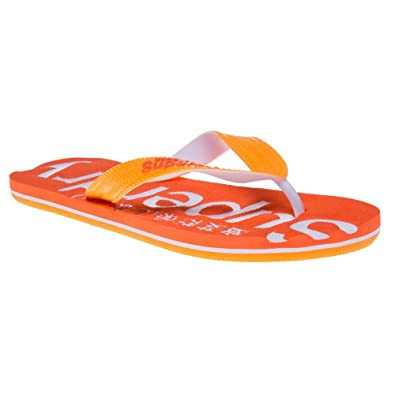 Superdry Tongs Superdry Tongs - Homme, Orange Blanc, EU 41-42 ... 004b7b9f5a06