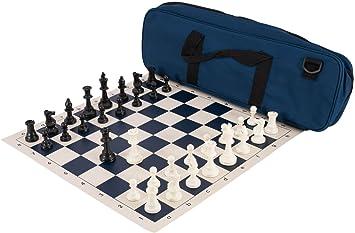 Set 34 Neon Green /& Purple Staunton Triple Weighted Chess Pieces 4 Queens
