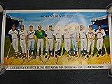 500 Home Run Club Multi-Autographed Poster - PSA/DNA Authentic Autograph - Autographed Baseball Memorabilia