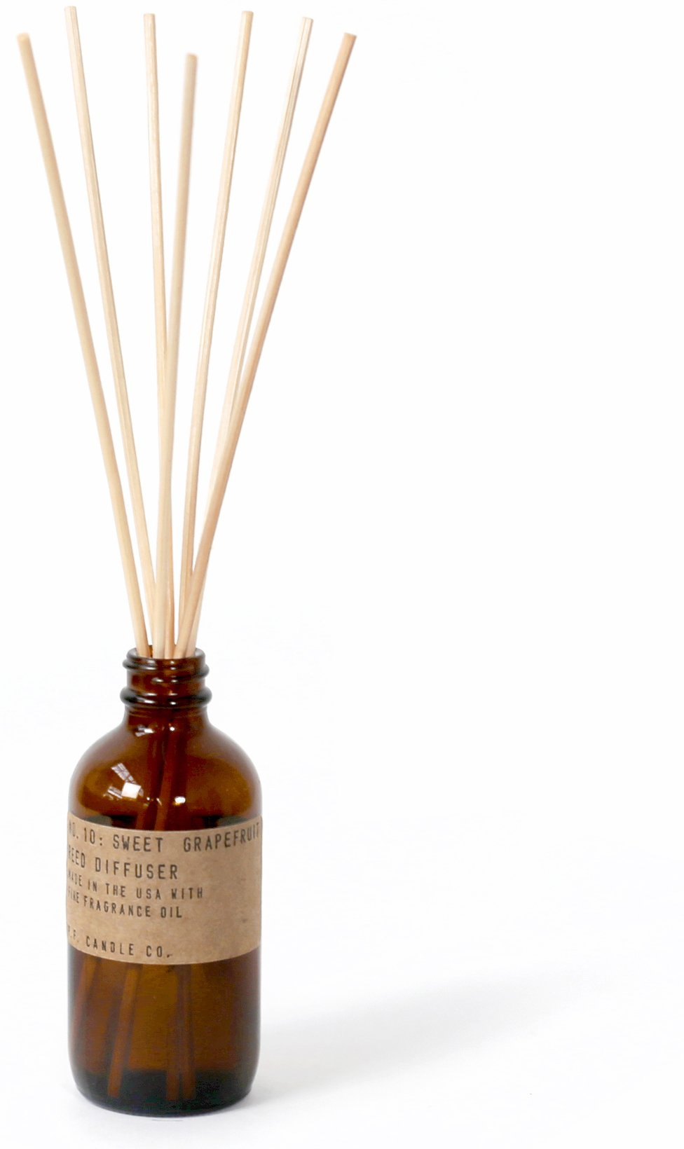 P.F. Candle Co. - No. 10: Sweet Grapefruit Diffuser by P.F. Candle Co. (Image #1)