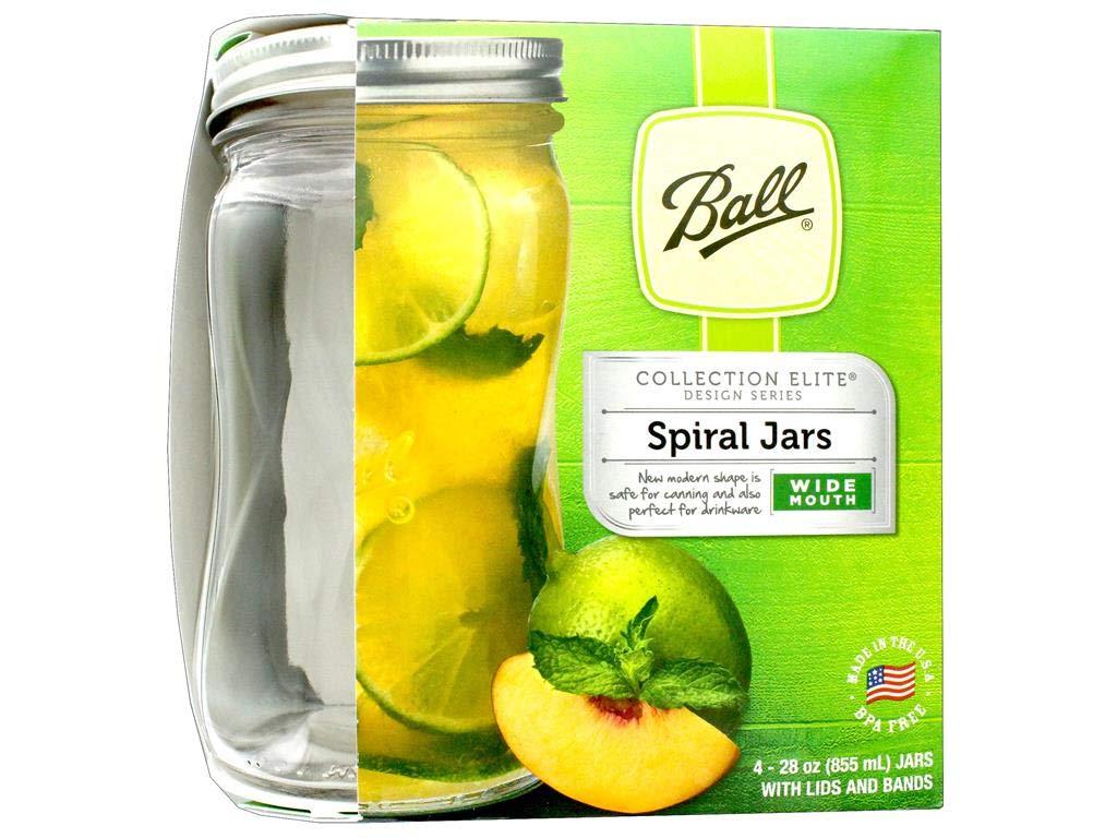 Ball 1440061183 Elite Spiral Crafts Supplies 16 oz