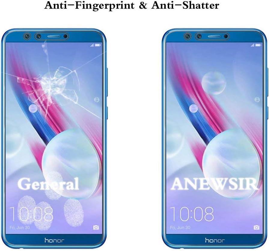 ANEWSIR [3-Pack Huawei Honor 9 Lite Protector de Pantalla, Cristal ...