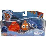 Bandai - 36582 - Pack de 3 figurines arroseurs - Nemo/Hank/M.Raie