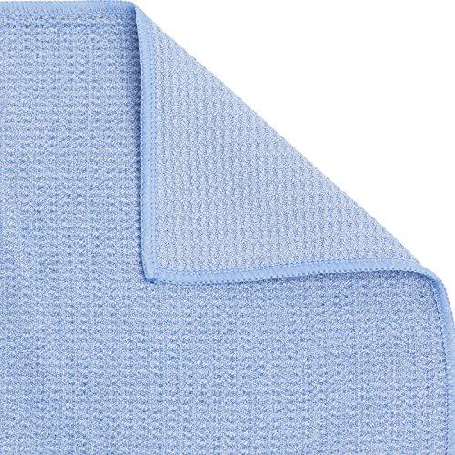 "Hot Yoga Towel - Stickyfiber Yoga Towel - Mat-Sized, Microfiber, Super Absorbent, Anti-slip, Injury Free, 24"" x 72"" - Best Bikram Yoga Towel - Exercise, Fitness, Pilates, and Yoga Gear"