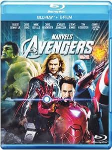 The Avengers (Blu-Ray+E-Film)
