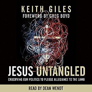 Jesus Untangled Audiobook