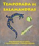 img - for Temporada de salamandras [Salamander Season] (Spanish Edition) book / textbook / text book