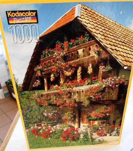 KodaFarbe 1000 Piece Puzzle Mittelland Region, Switzerland by Warren Industries