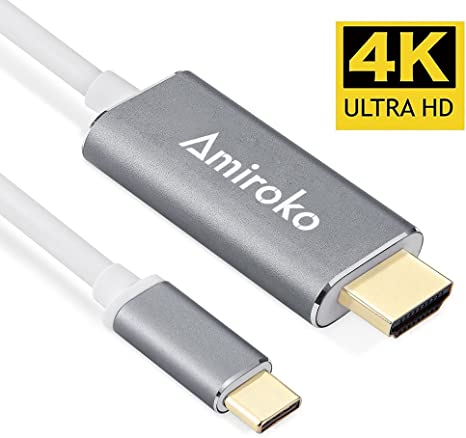 4K 30HZ USB 3.1 Type C to DVI Cable Compatible for MacBook Pro galaxy S8